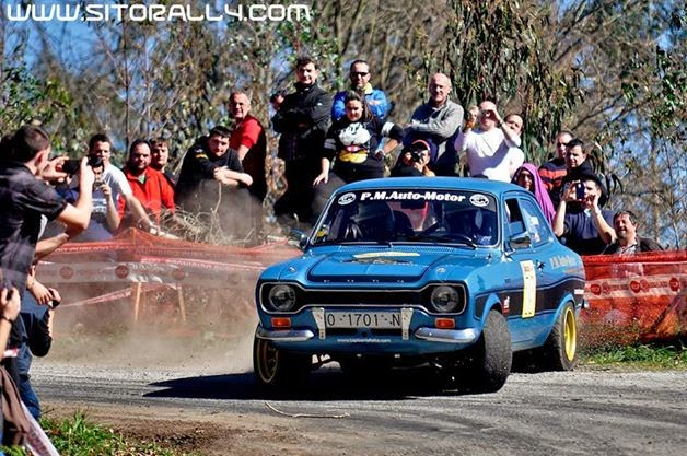 Rally Solo-Escort 2014