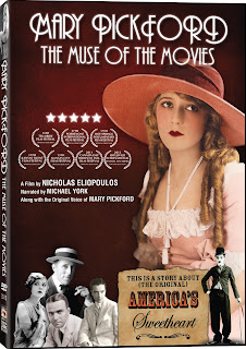 "DVD Review | ""Mary Pickford: The Muse of the Movies"""
