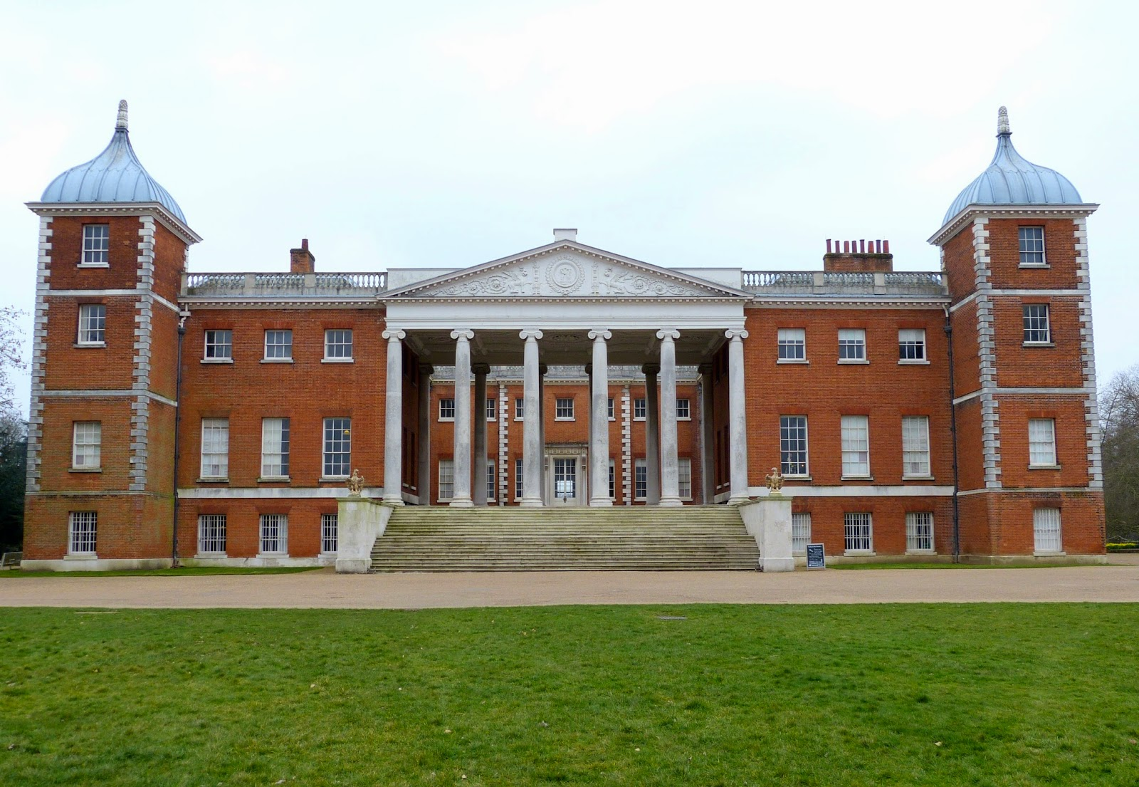 Front of the house, Osterley Park