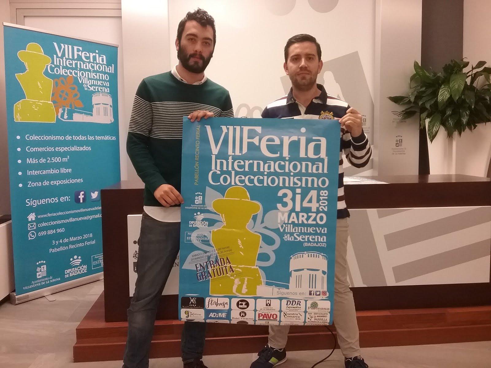 Presentación Feria Coleccionismo 2018
