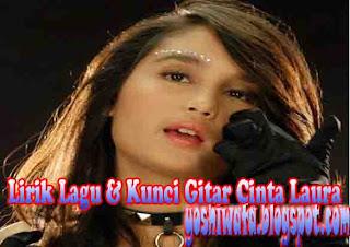 Lirik Lagu dan Chord Gitar Cinta Laura Shoot Me