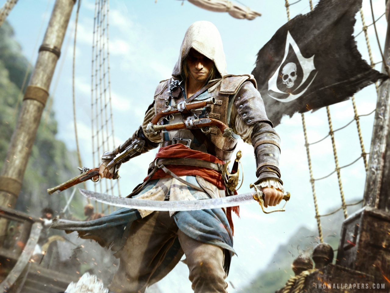 Assassins Creed IV Black Flag Wallpaper