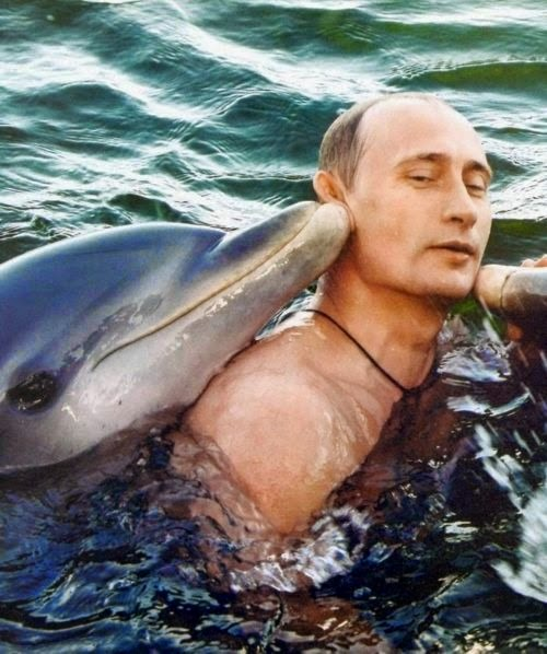 Vladimir Putin Has Vanished Democratic Underground