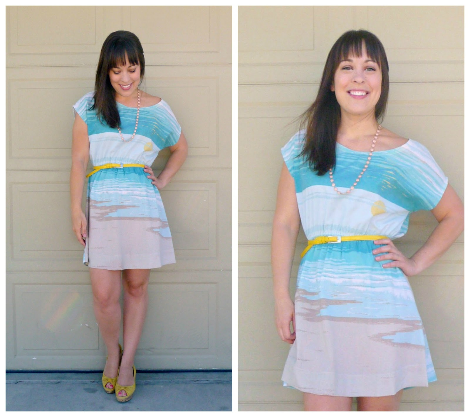 How to sew a summer dress for beginners