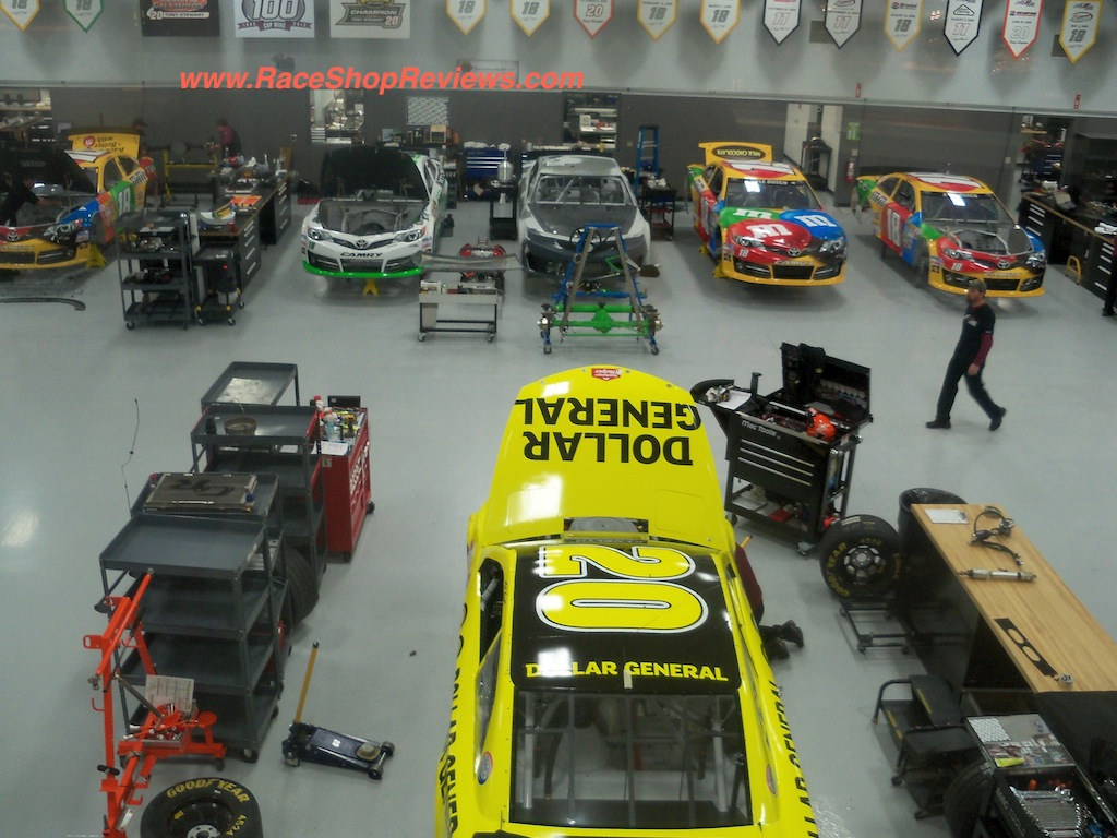 Penske Racing Shop Tour Hours
