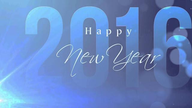 wallpaper ucapan selamat tahun baru 2016
