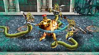 Hero of Sparta Hd Android Game qvga