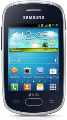 Samsung Galaxy Star Duos Android Phone
