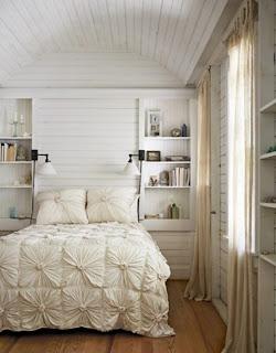 Mengesankan Desain Kamar Tidur Putih