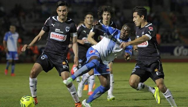 Ver partido Monterrey vs Puebla en vivo