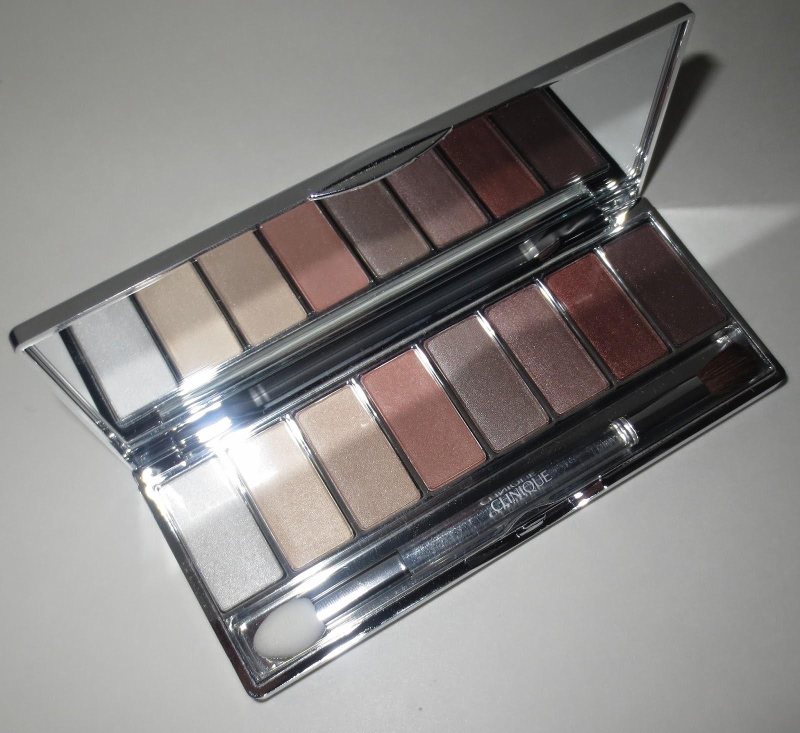 Clinique All About Shadow 8-Pan Palette in Neutral Territory 2