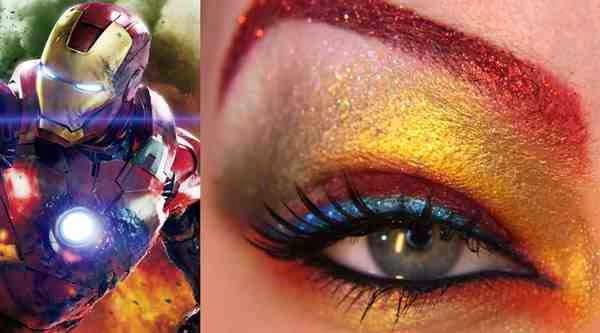Как сделать железный глаз
