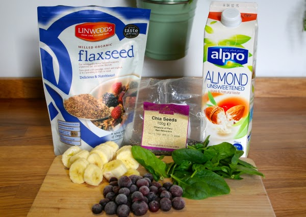 Recipe: The Not-So-Green, Green Smoothie | Cupcakes and Cherries ...