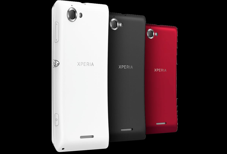 Xperia L White Sony Xperia SP Launche...