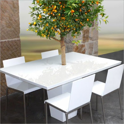 Modern and Innovative Integrated Dining Tables (15) 3
