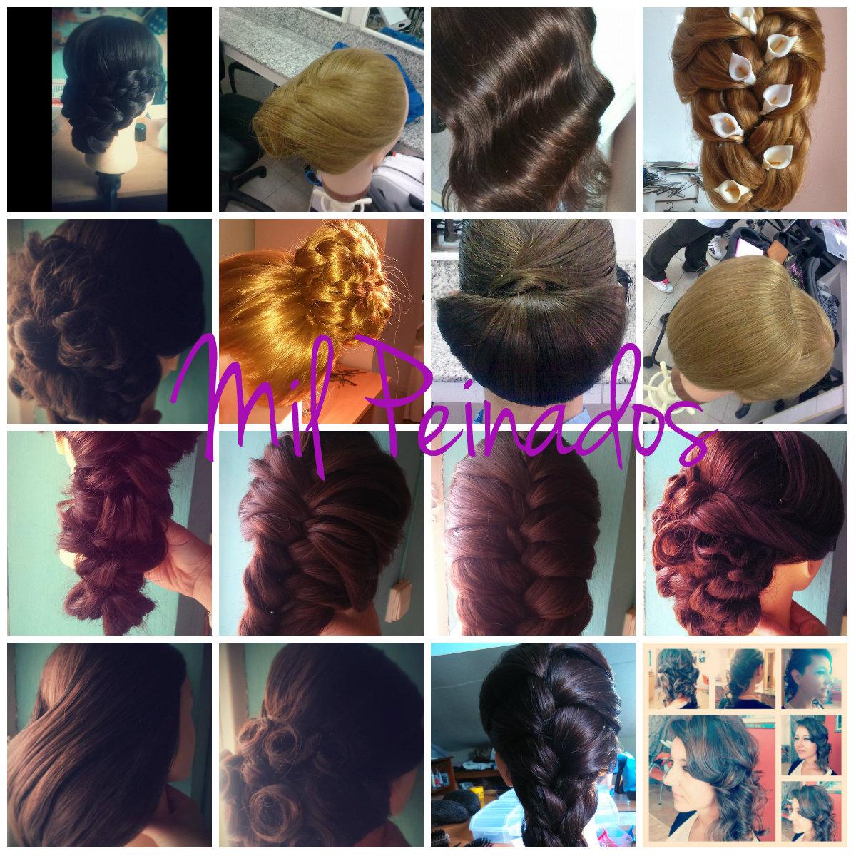 mil peinados