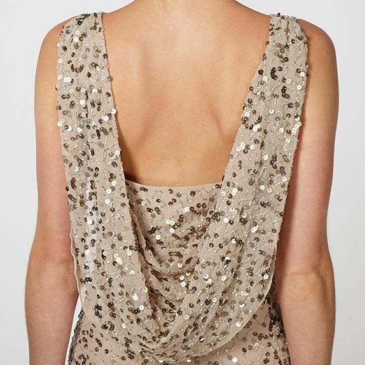 Backless Affordable Wedding Dress - Debenhams