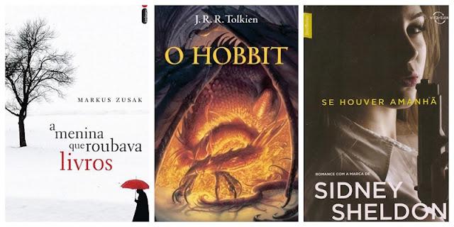 sugestão livros populares