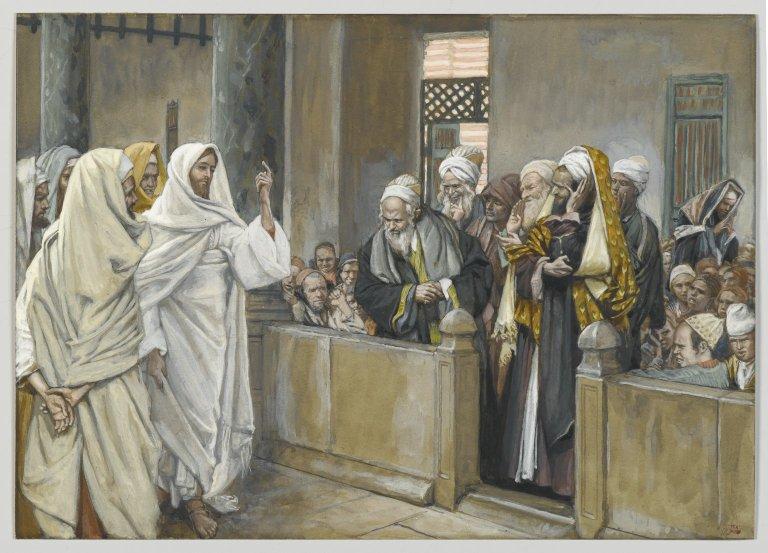 [Image: Pharisees+question+Jesus.jpg]