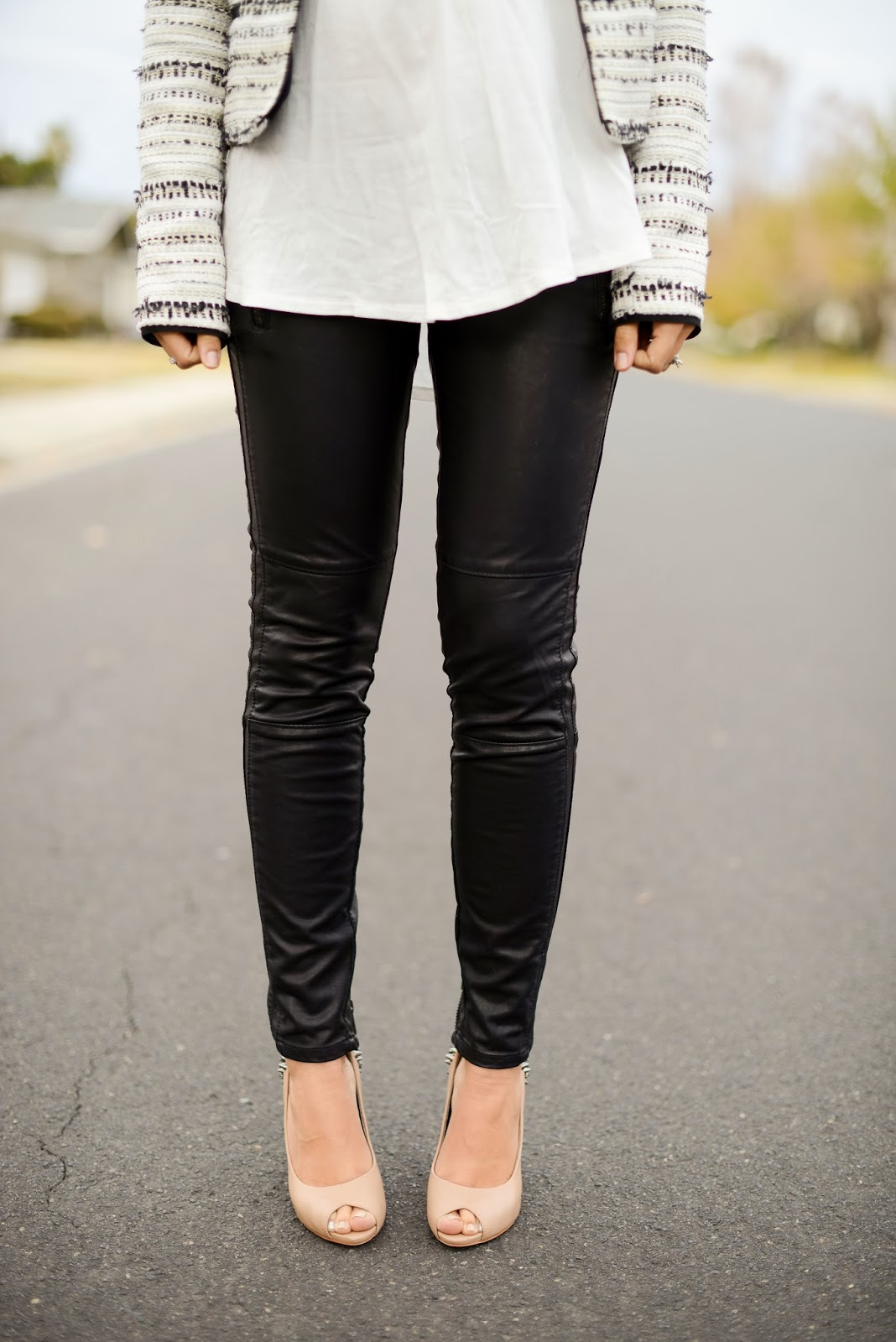 Dating leather pants