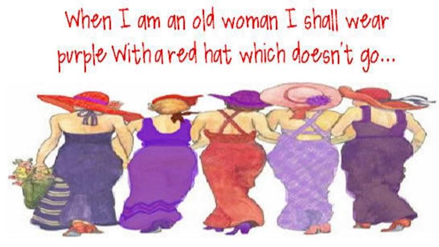 I Wear A Red Hat