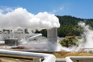 Green Energy-Geothermal