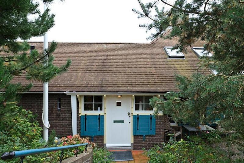 Noordwijkse huizen: w.c. hamdorff in noordwijk