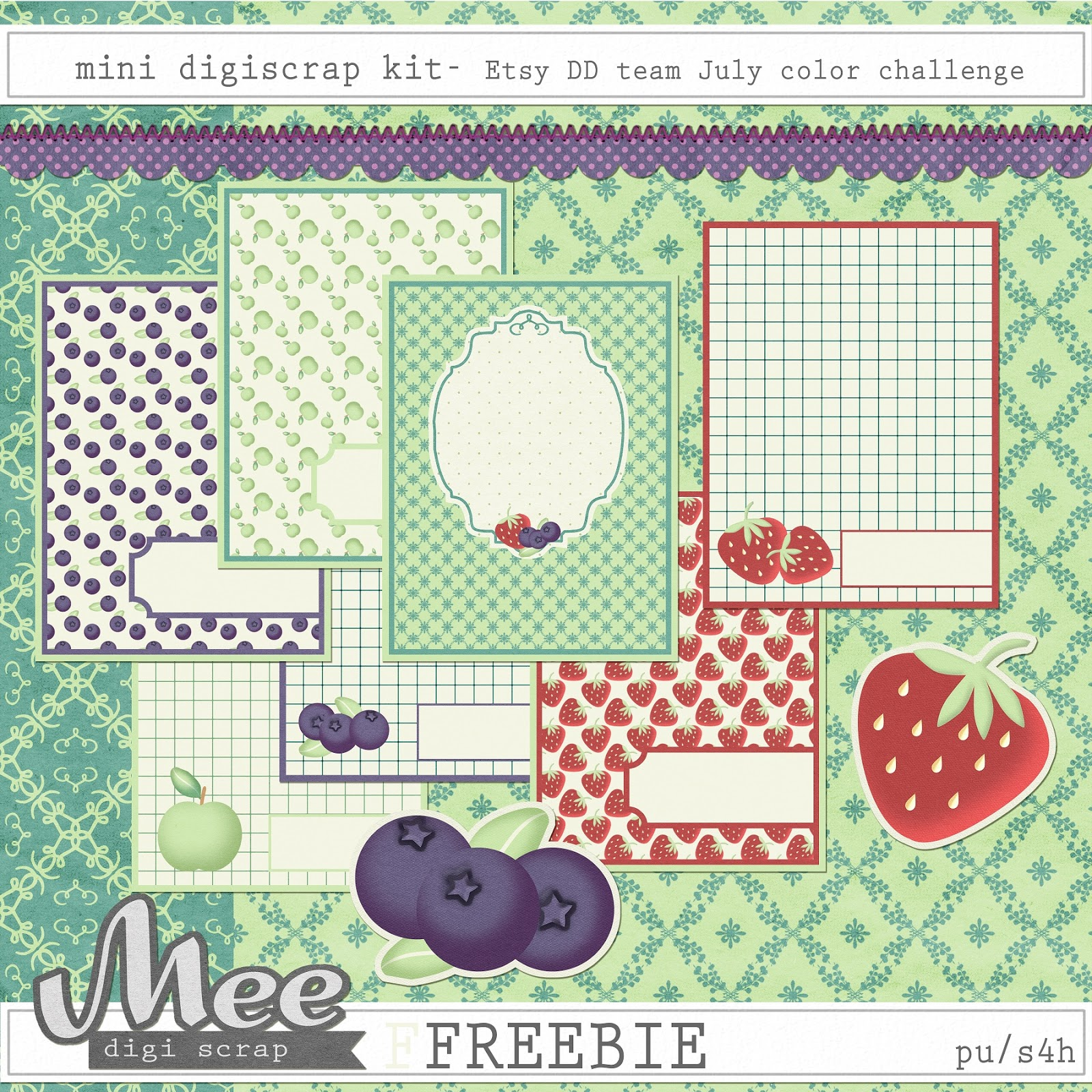 Digital scrapbooking kits free all about scrapbooking ideas - Mee Scrapbook Kits Free Download