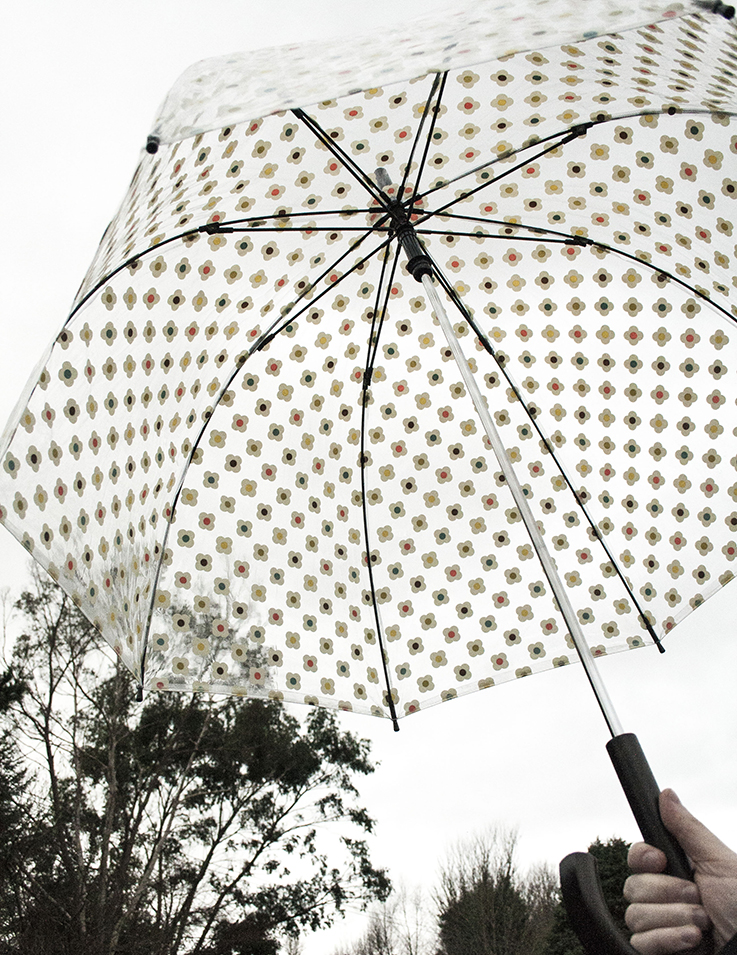 orla kiely umbrella
