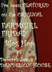 Featured Farmgirl Friday Button