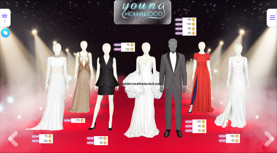 Stardoll Free Underneath Stardoll Blog Young Hollywood