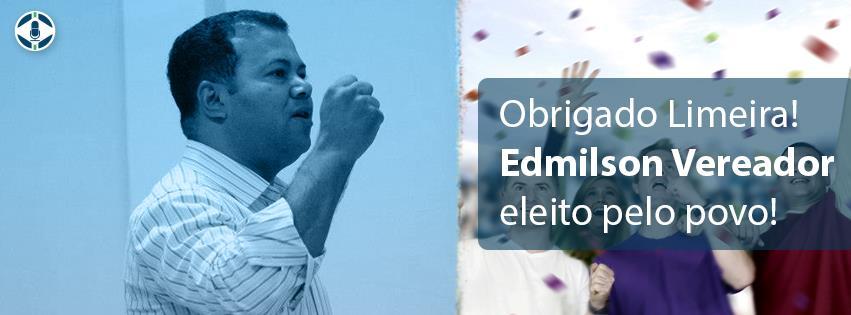 Vereador Edmilson Gonçalves