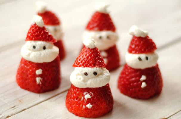 Gos quick easy christmas recipes with 5 ingredients or less for Quick and easy christmas dessert recipes