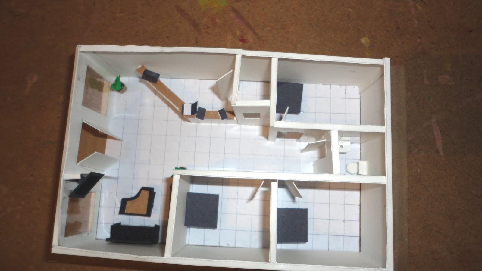 Maquetas dibujos y dise os maquetas inmuebles for Como construir una oficina