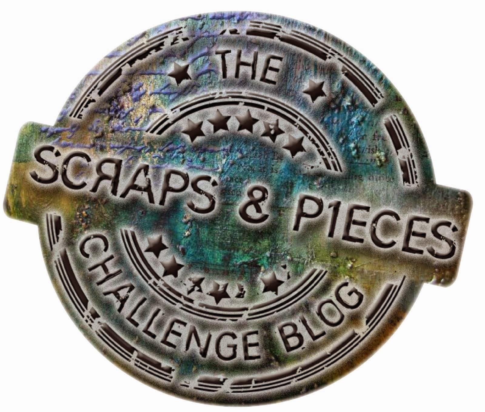 Scrap' n pieces!!!