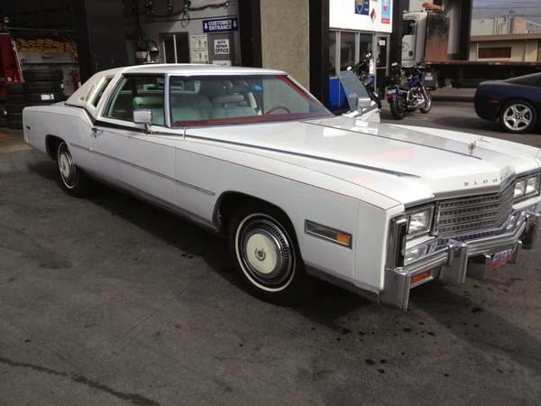 Daily Turismo: 15k: Neil Young's: 1978 Cadillac Eldorado Biarritz on caddilac eldorado, custom eldorado,