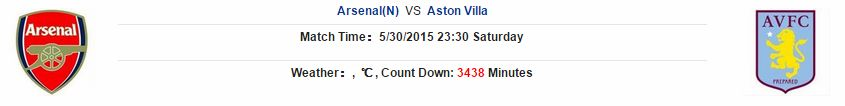 Dự đoán kèo thơm Arsenal vs Aston Villa