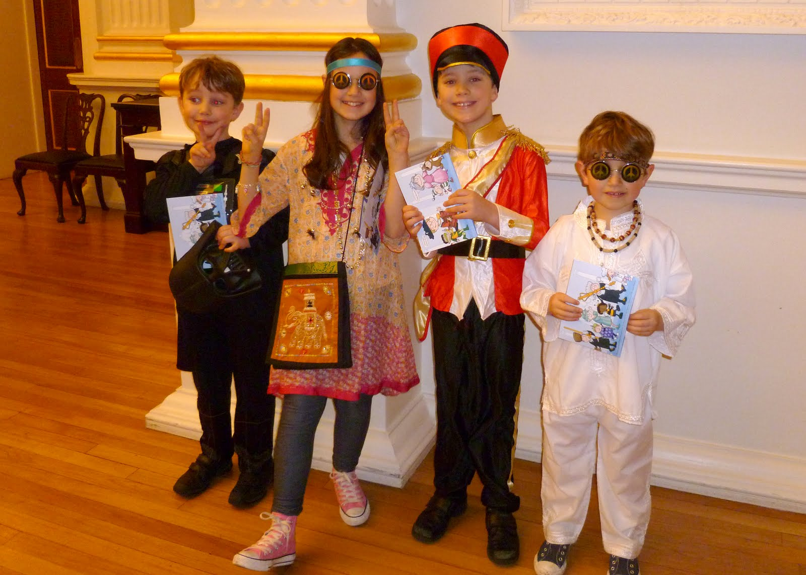 Pamela\'s Blog: Lord Mayor\'s Children\'s Fancy Dress Party at the ...