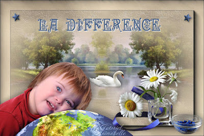 La différence by Animabelle