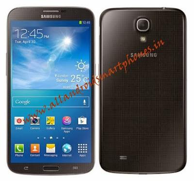 Samsung Galaxy Mega 5.8 I9152 3G Phablet Black Images & Photos Review