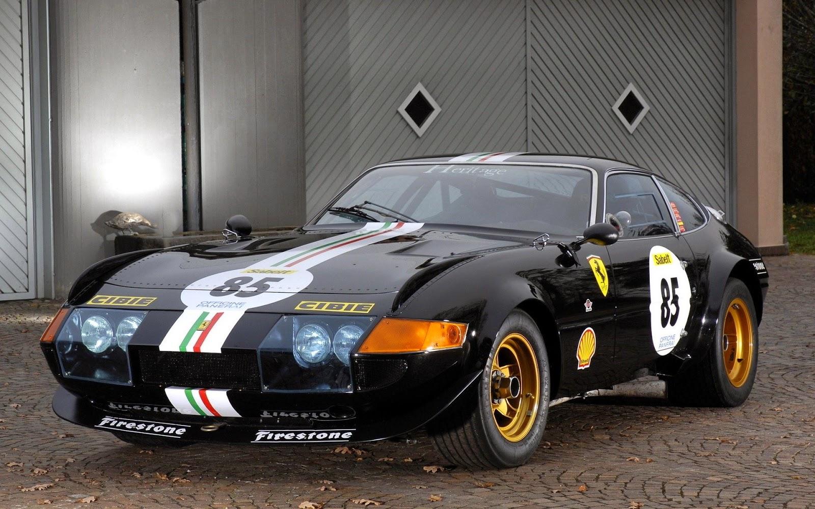 http://carbrandsincurrentproduction.blogspot.com.es/search/label/Ferrari Daytona Replica