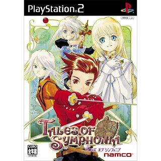 [PS2] [テイルズ オブ シンフォニア] ISO (JPN) Download