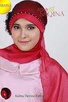 Model Hijab Pashmina Berbahan Chiffon