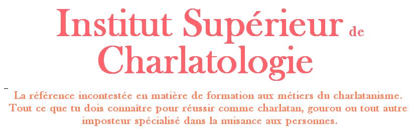 Institut Supérieur de Charlatologie
