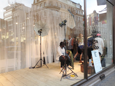 H&M Shop Windows London
