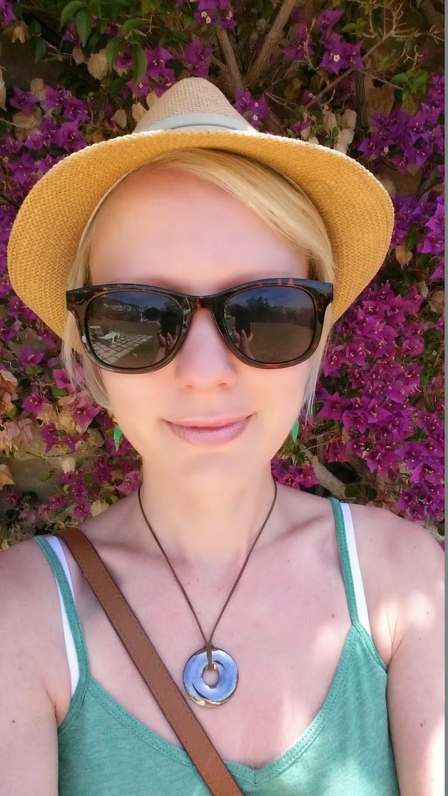 Tässä olen minä Johanna