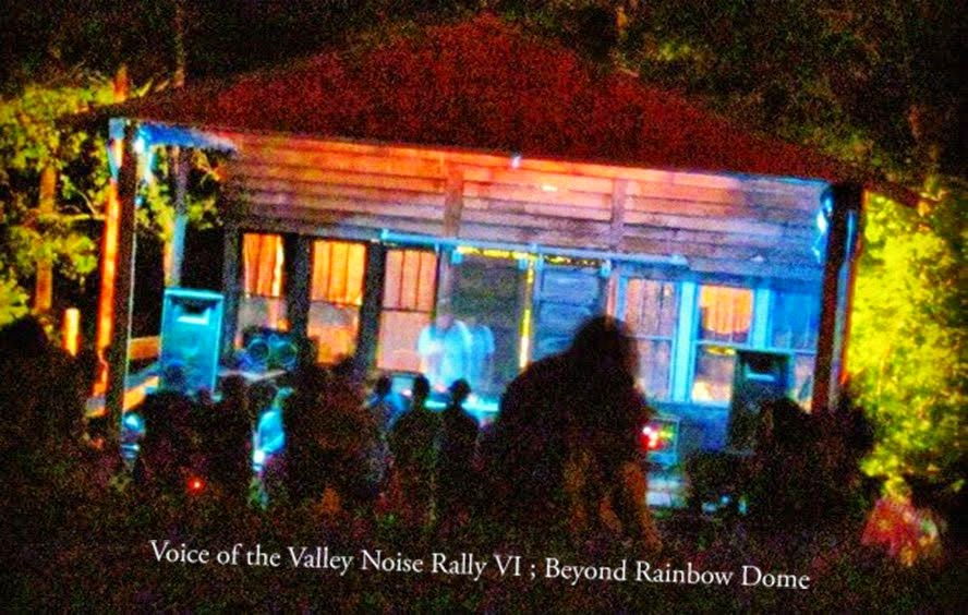 Voice Of The Valley Noise Rally