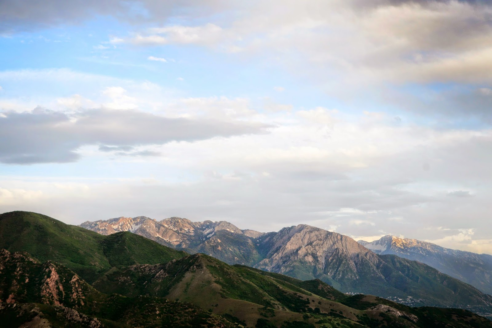 The Living Room hike, SLC | rachel haslam photography