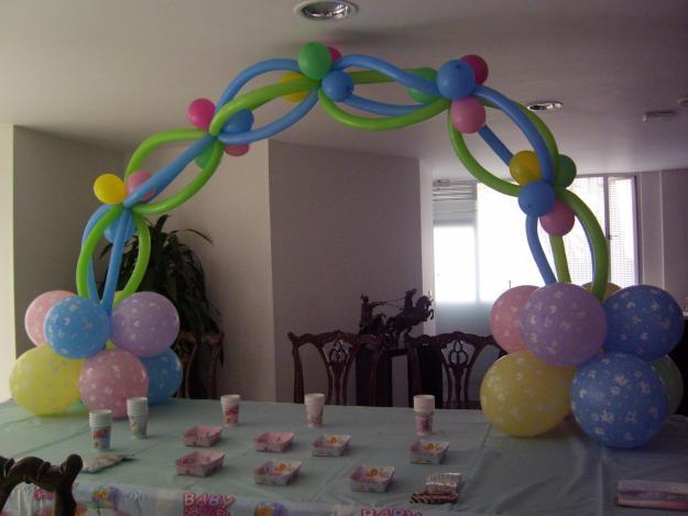 Decoraciónes con globos para fiestas infantiles - Imagui