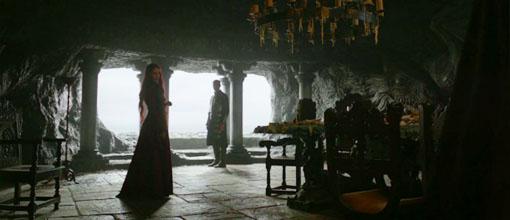 Game of Thrones S03E01. Valar Dohaeris Stannis Melisandre Davos